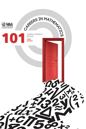 101 Math Careers book