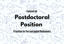 Postdoctoral Position at Institute for Pure and Applied Mathematics