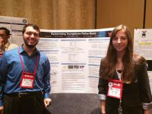 PIC Math students present at MAA MathFest